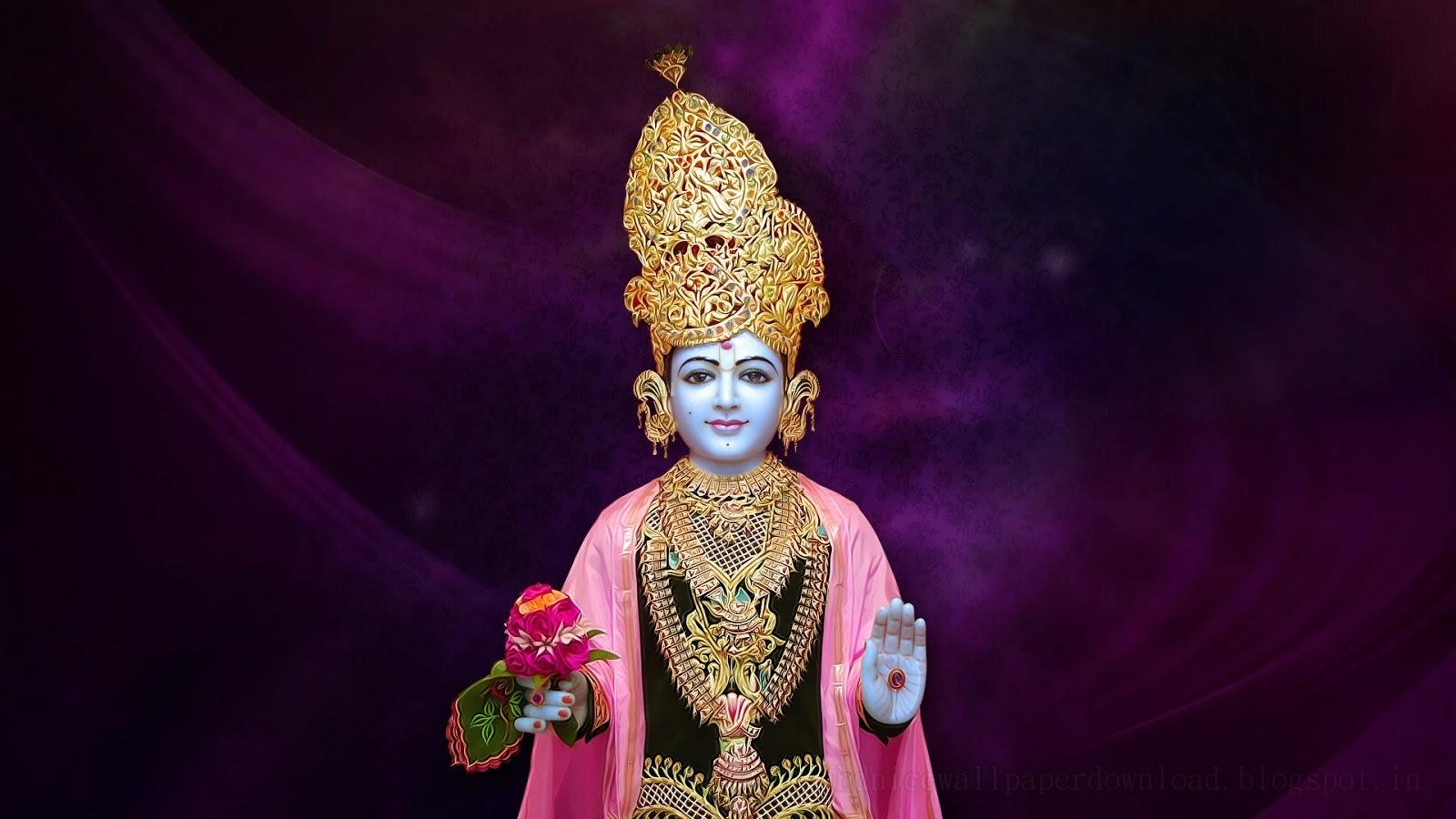 Baps Ghanshyam Maharaj Hd Wallpaper God Of Swaminarayan Wallpapers Download Best Hd Wallpaper