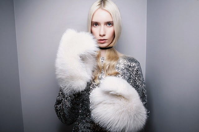 Backstage show A La Russe, Autumn-Winter 2015 : Cool Chic Style Fashion