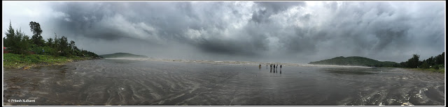 Shrivandhan Beach