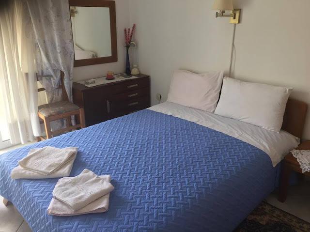 ενοικιαζόμενα δωμάτια Έλενα Παναγιούδα Μυτιλήνη