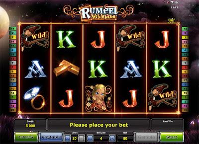 play rumpel wildspins online free slot