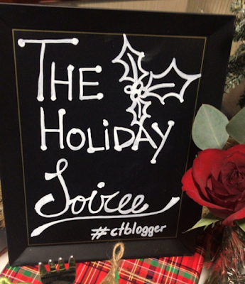 CT Blogger Meetup Holiday Soiree Networking Event