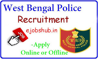 West Bengal Police Constable Recruitment