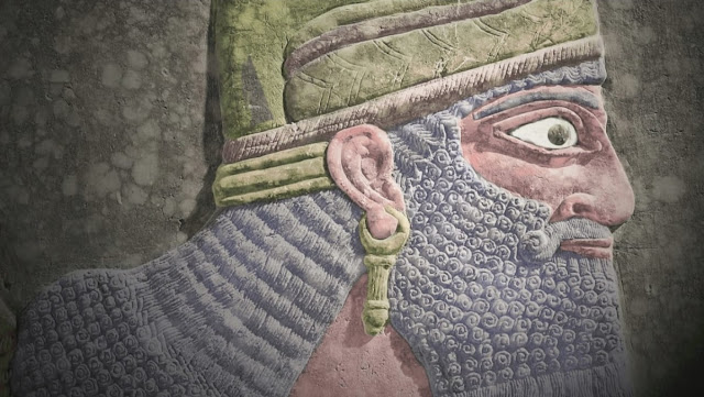 Rare 3,000-year-old Assyrian sculpture sells for record $31M at Christie's