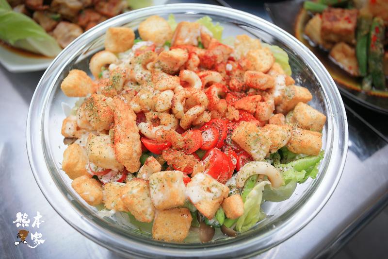 品燒日式輕食料理-特製午晚餐便當-代客料理|三峽公有市場美食攤位|三峽民生街市場代客料理