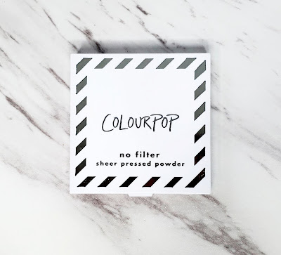 Review: ColourPop No Filter Foundation, Loose Powder, and Pressed Powder
