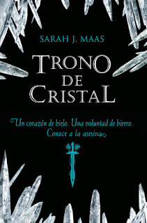 """Trono de Cristal"" de Sarah J. Maas"