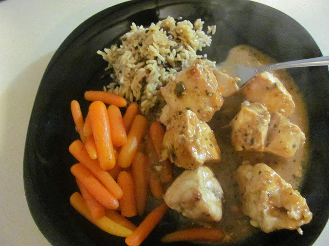 Healthy Choices: Kickin\u0026#39; Chicken