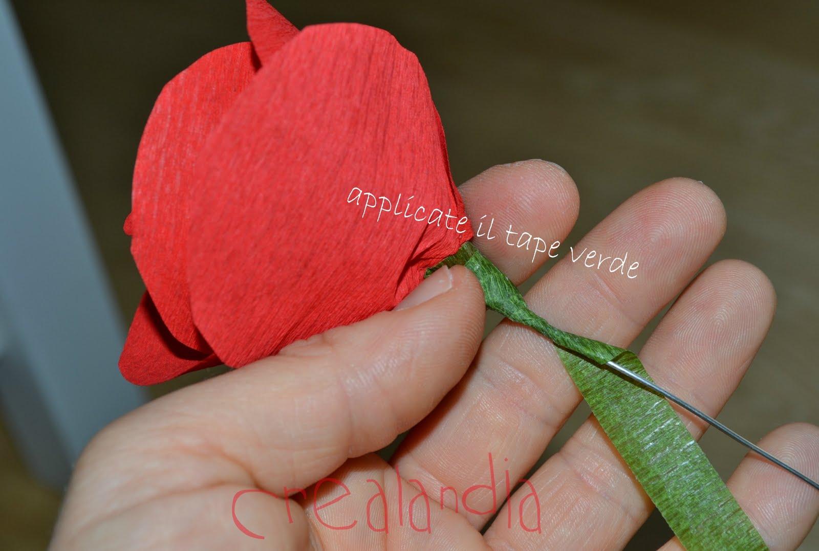 Papaveri Di Carta Crespa clarissad: papaveri di carta crespa