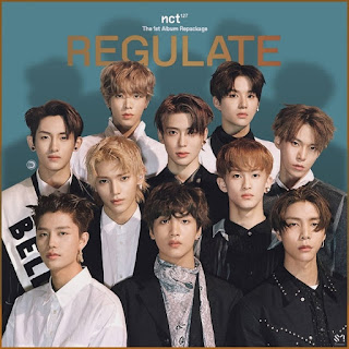 NCT 127 - NCT #127 Regulate Albümü
