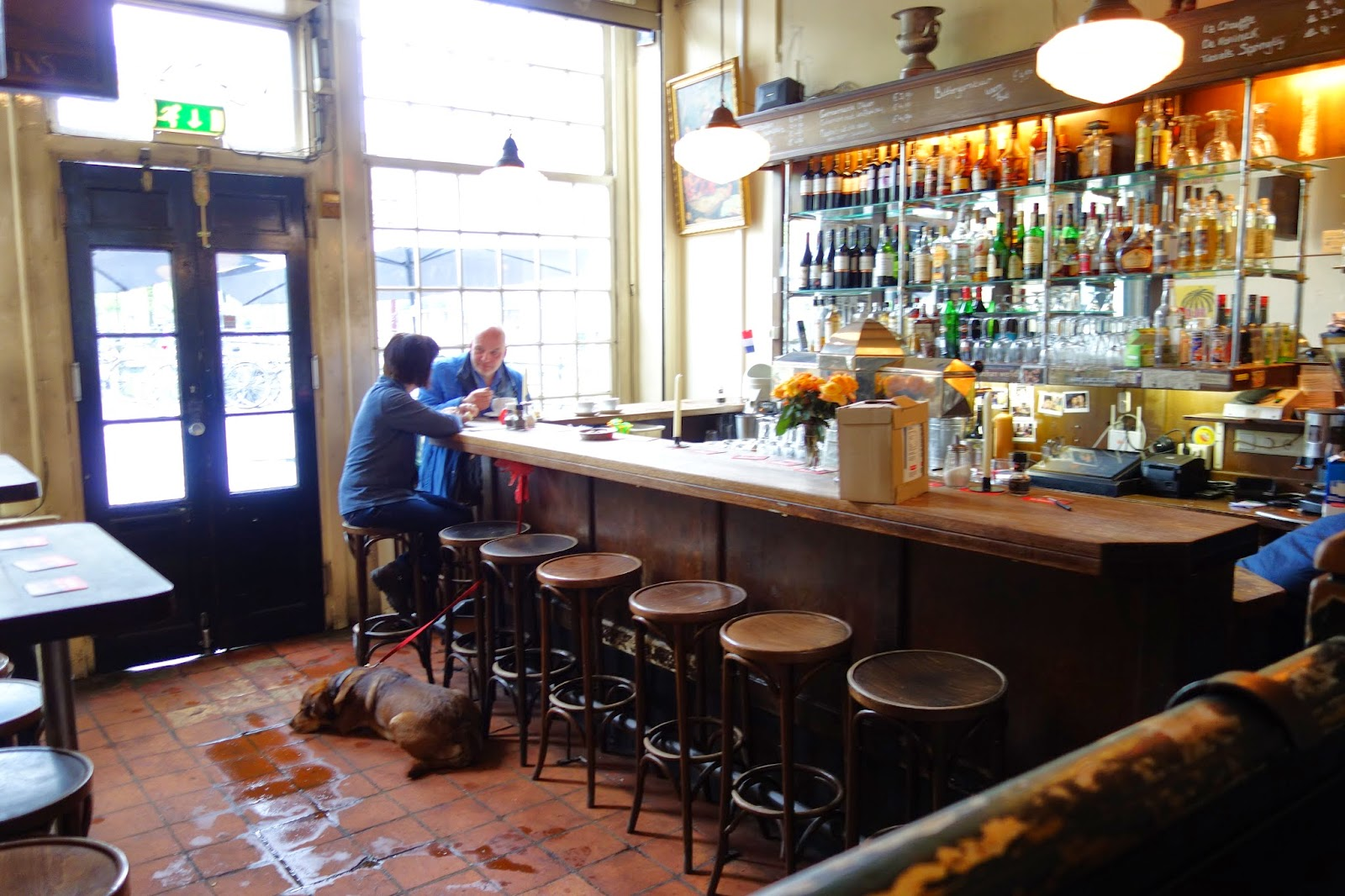 Cafe de Prins, things to do in amsterdam Amsterdam