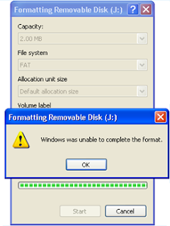 How To Solve - Windows Was Unable To Complete The Format - Easy Way | By James