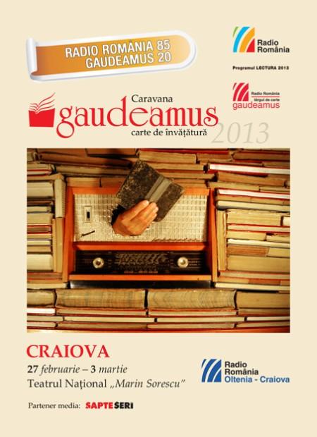 Incepe Targul Gaudeamus la Craiova