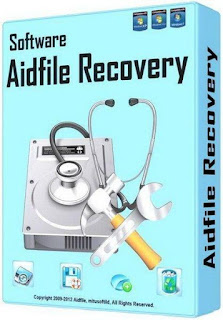 Free Download Aidfile Recovery Software Terbaru Full version, keygen, crack, patch, serial number, key, license code, portable gratis