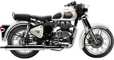 Royal Enfield Classic 350 side view Hd Wallpapers