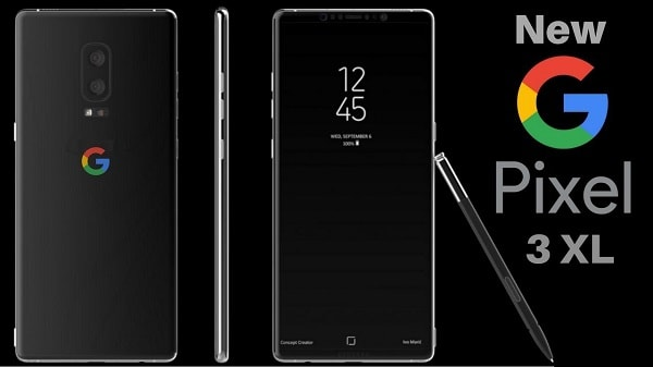 بشكلً غير قانوني هاتف GOOGLE PIXEL 3XL يباع بسعر 2000$ !