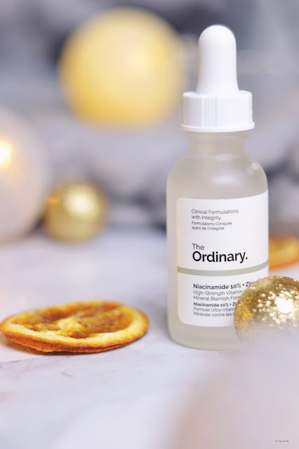 kwasy, kwas the ordinary, niacinamide
