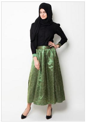 Model Baju Muslim Formal Desain Elegan Modern Terbaru