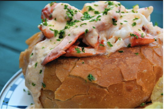 Lobster Bomb at Ford's