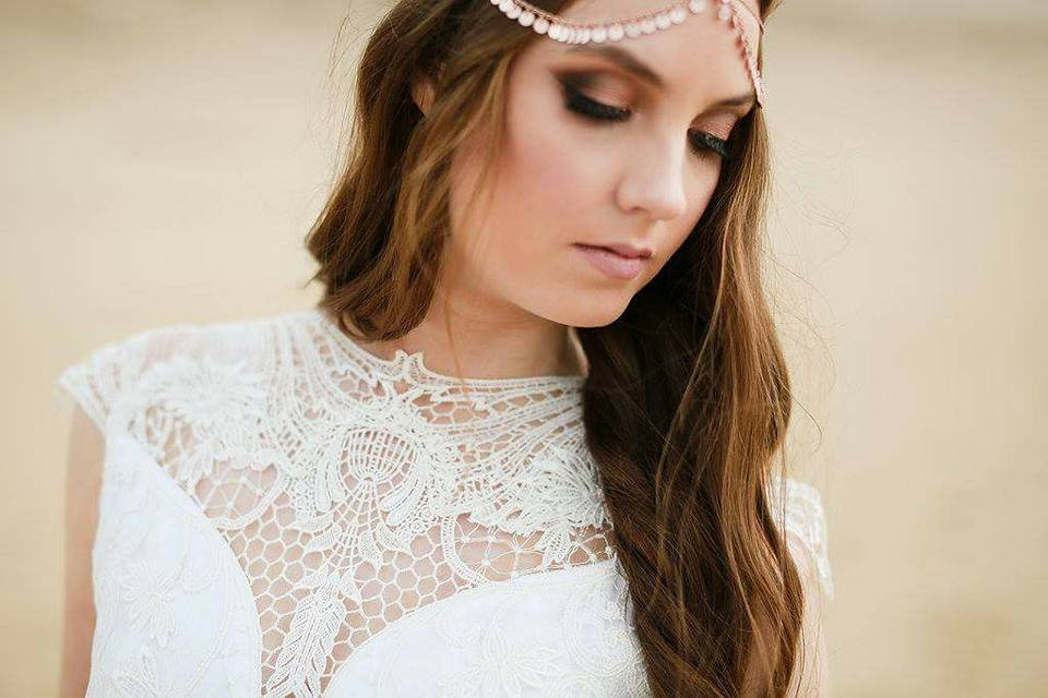 HANDMADE BOHEMIAN BRIDAL HEADPIECES BRISBANE