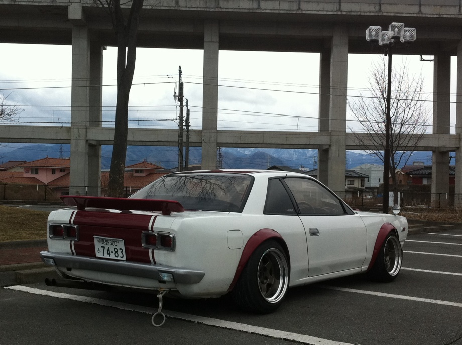 hakosuka, nissan skyline c10, silvia s13, conversion, swap, JDM, tuning, mods, front end, rear end, ps13, sr20det, drift, japonia, sportowy samochód, japoński, motoryzacja, zdjęcia, ciekawostki, fotki, 日産