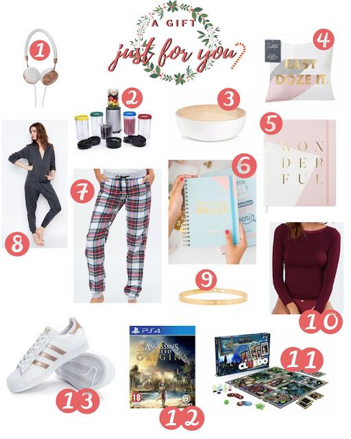 Wishlist de Noël pour toutes celles qui n'ont pas d'idées cadeaux - Agathe Diary, blogueuse Bordeaux.