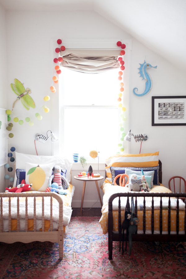 Jordan Ferney Apartment San Francisco Small Apartment Tips Kids Room