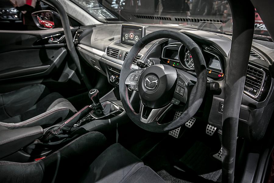 愛上 Mazda3: 2014 東京車展