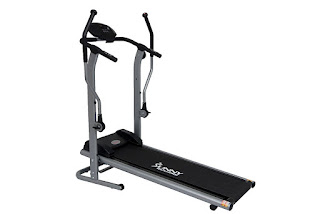 Sunny Health & Fitness SF-T7615 Cross Training Manual Magnetic Treadmill, image, review features & specifications