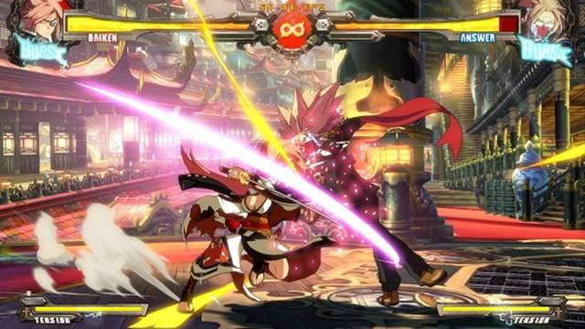 Guilty Gear Xrd Rev 2 2017