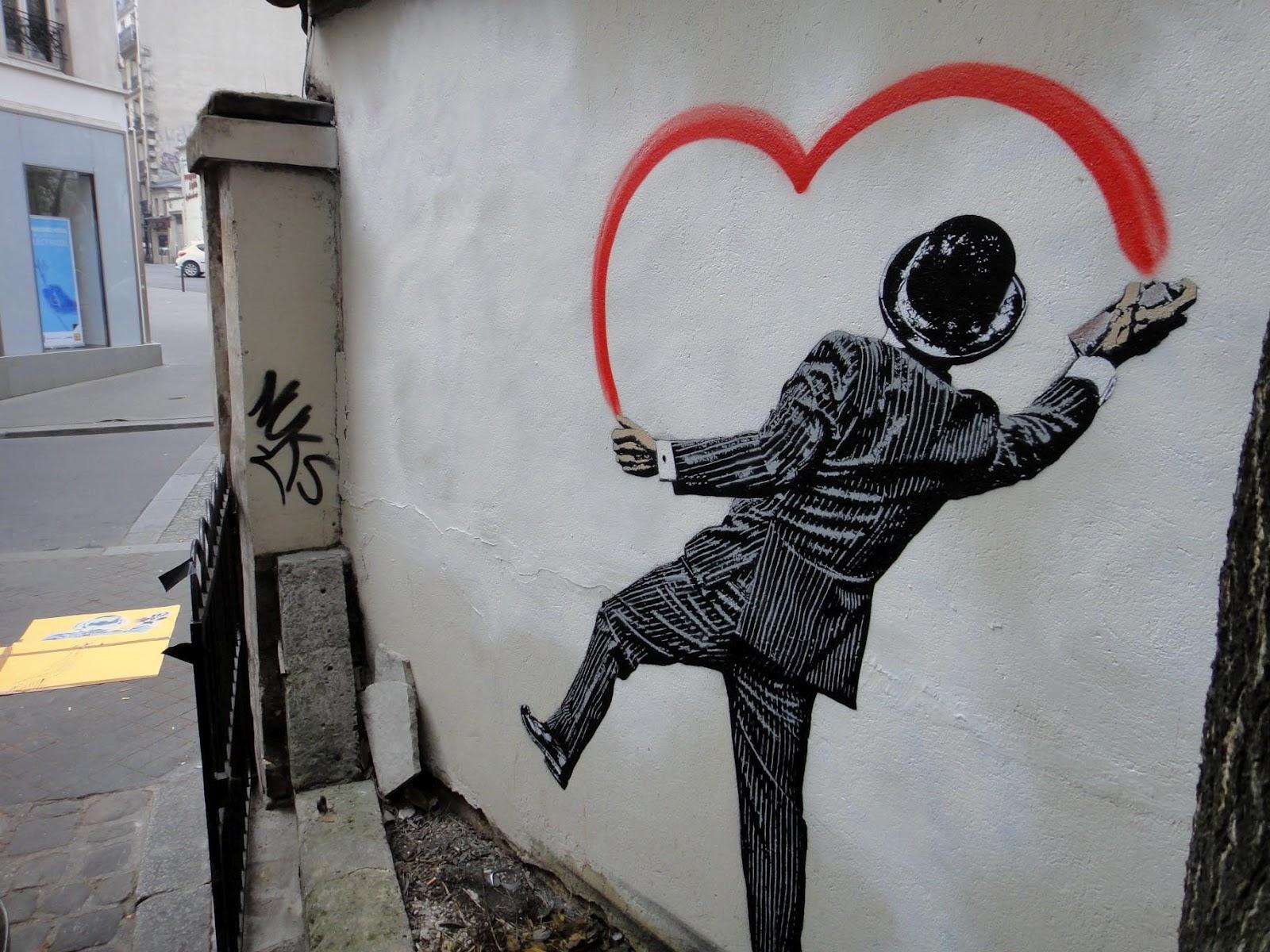Cartoon Wall Murals Nick Walker New Mural In Paris Streetartnews Streetartnews