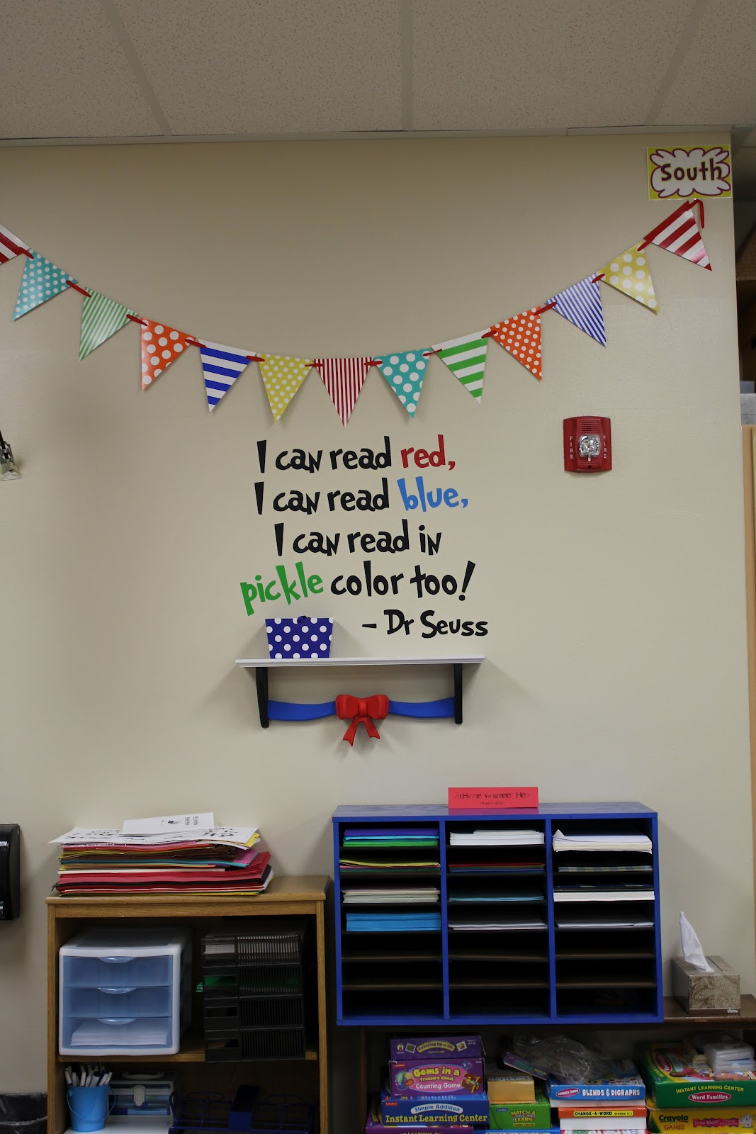 Tangled with Teaching: Dr. Seuss Classroom Theme PHOTOS ...