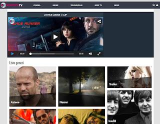 servizio Popcorn TV