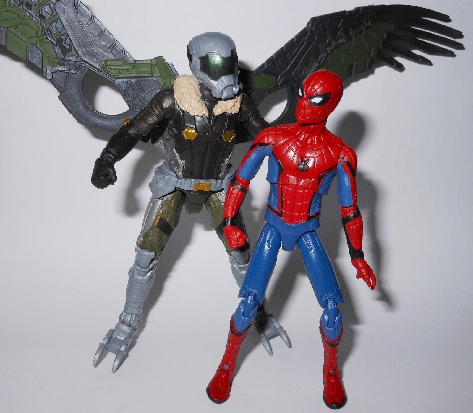 """MARVEL Noche Spider-Man 3.75/"""" Figura De Acción"""