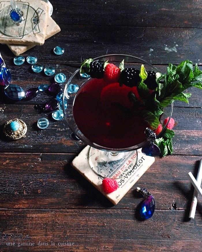 High-Rise cocktail | une gamine dans la cuisine
