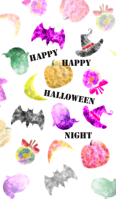 Happy Happy Halloween Night