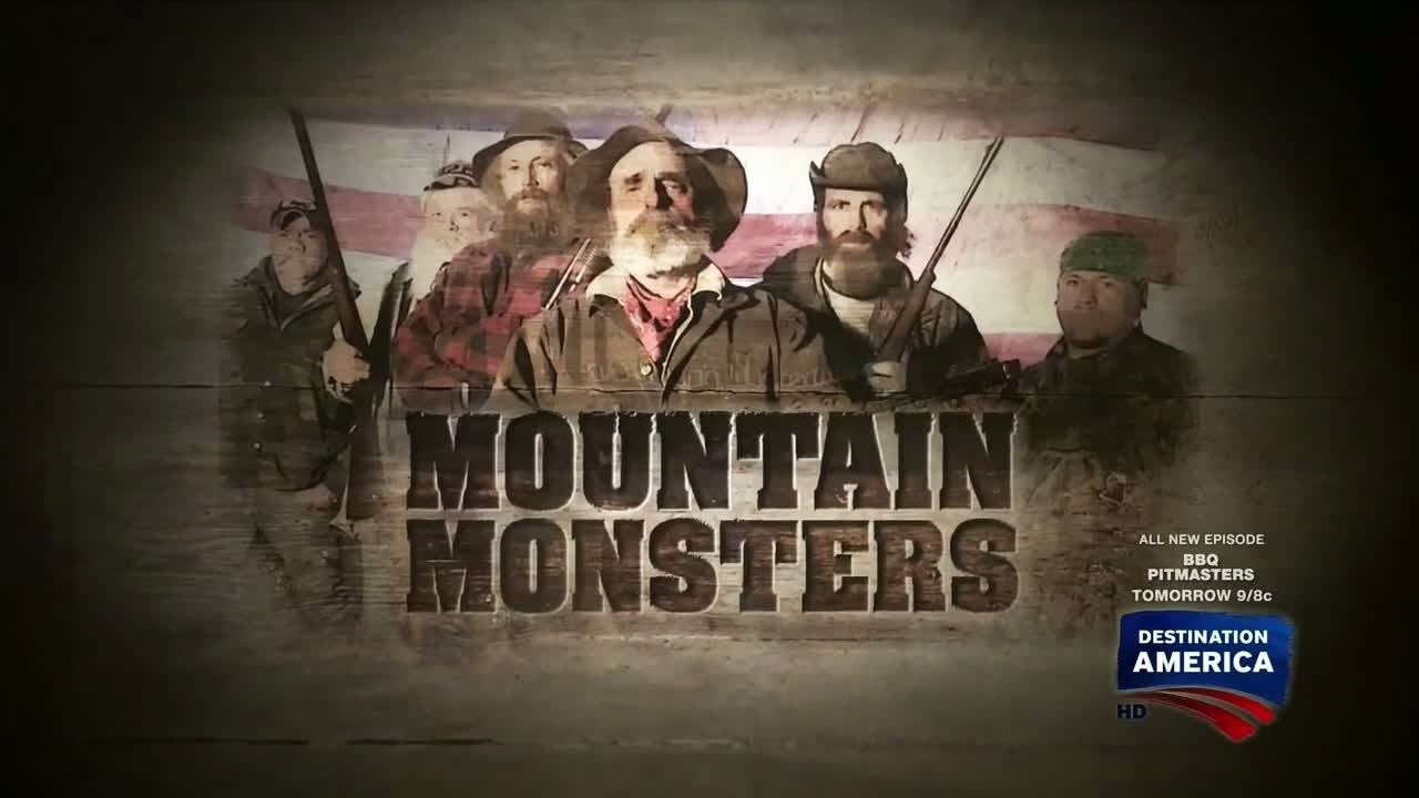 Undebunking Bigfoot: Mountain Monsters is a Fake Hoax Show