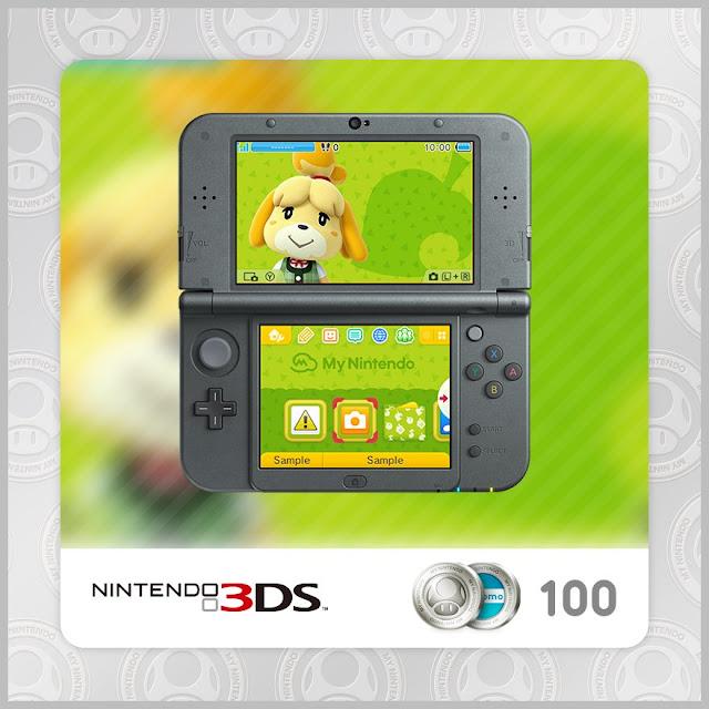 Llega un tema de Canela a las 3DS americanas 1