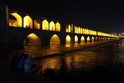 Isfahan Si-o-se Pol ponte