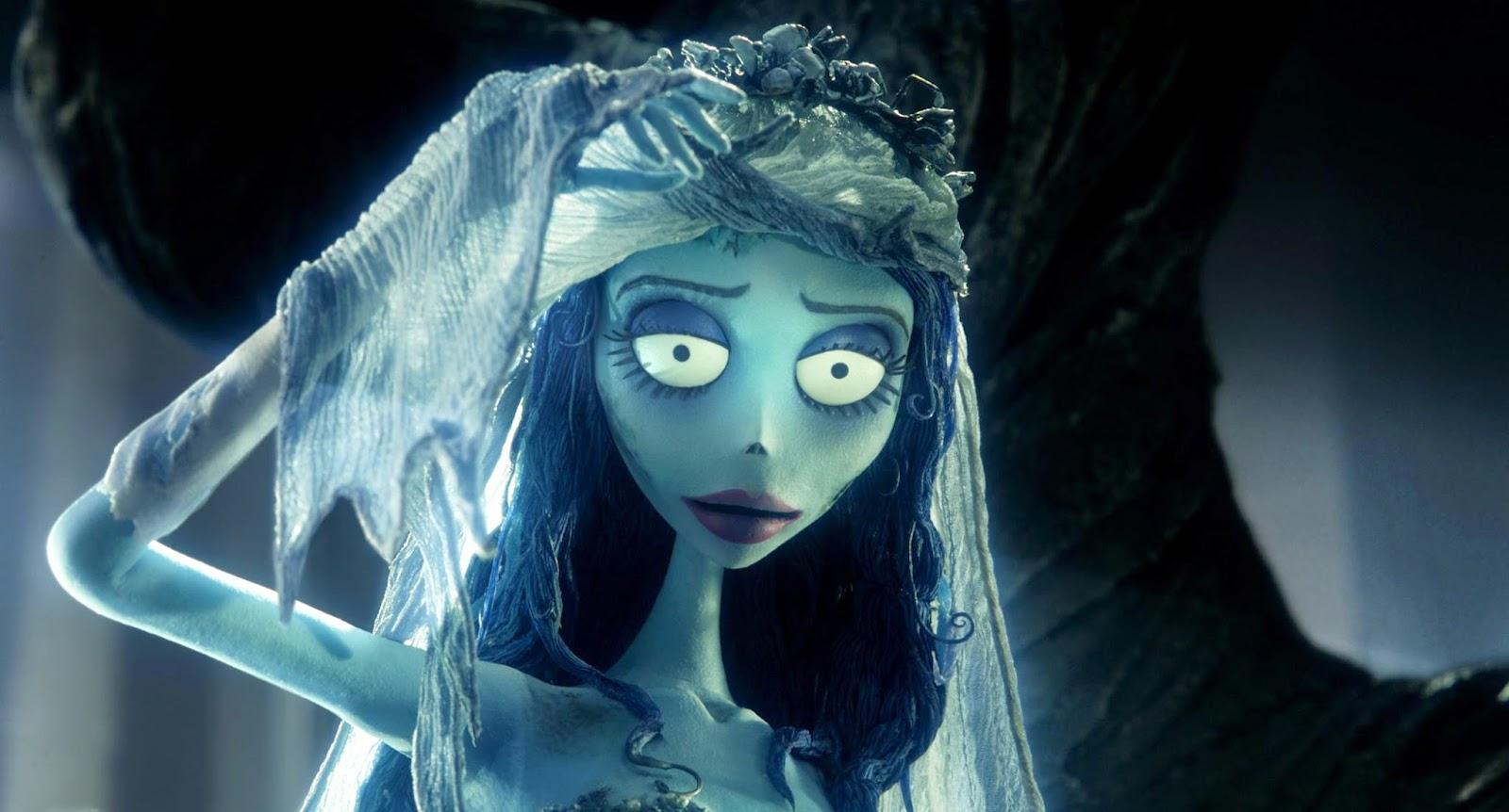 Tim Burton/'s Corpse Bride Movie Maggot Your Dead Mother Refrigerator Magnet NEW
