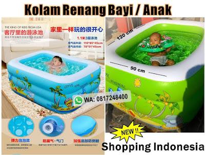 kolam renang anak bayi , jual kolam anak , swimming pool baby kids , baby swim , baby spa , kolam renang karet mini