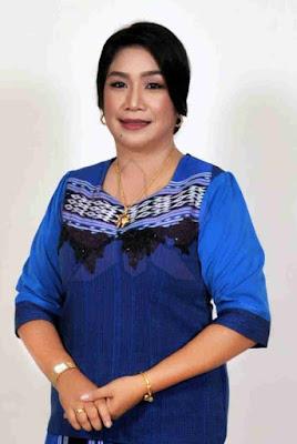 Joice Fatlolon Dukung Seminar Narkoba Gema Tanimbar