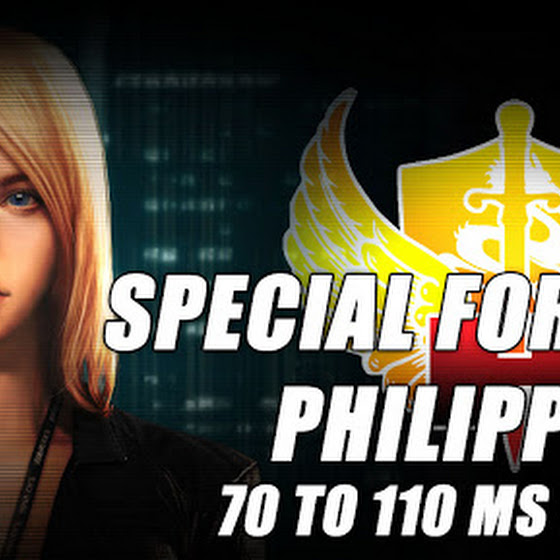 Special Force 2 Philippines ★ 70 - 110 ms, WTF!!!