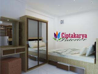 interior-apartemen-oak-tower-2-bedroom