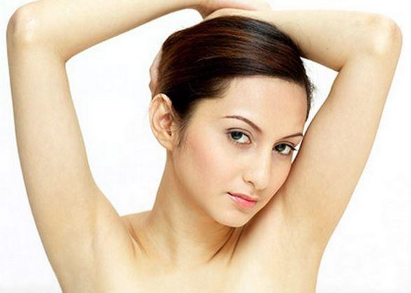 Foto Cara Menghilangkan Bulu Halus di Ketiak Cerah Tidak Hitam Laser Hair Removal