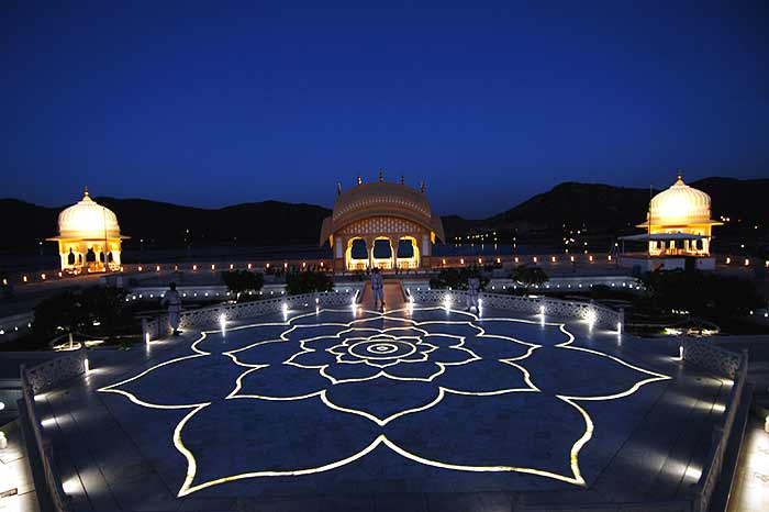 Jaipur S Submerged Jal Mahal A Curiously Amazing Water Palace