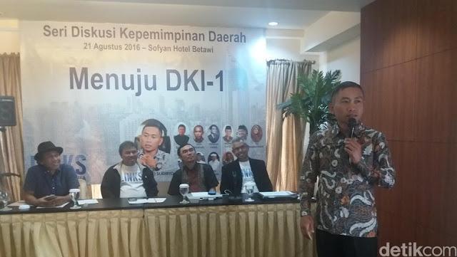 Saat Bupati Batang Yoyok Bicara Pembangunan Jakarta, Siap Maju Pilgub DKI?
