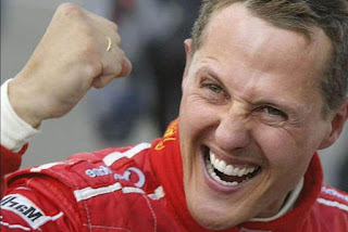 Michael Schumacher Formula One richest