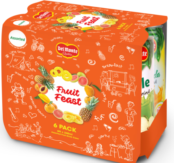 Del Monte makes Raksha Bandhan Sweeter and Healthier