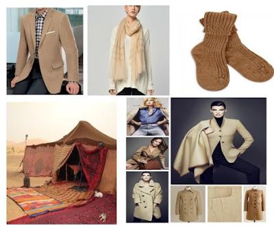 camel fibre end use